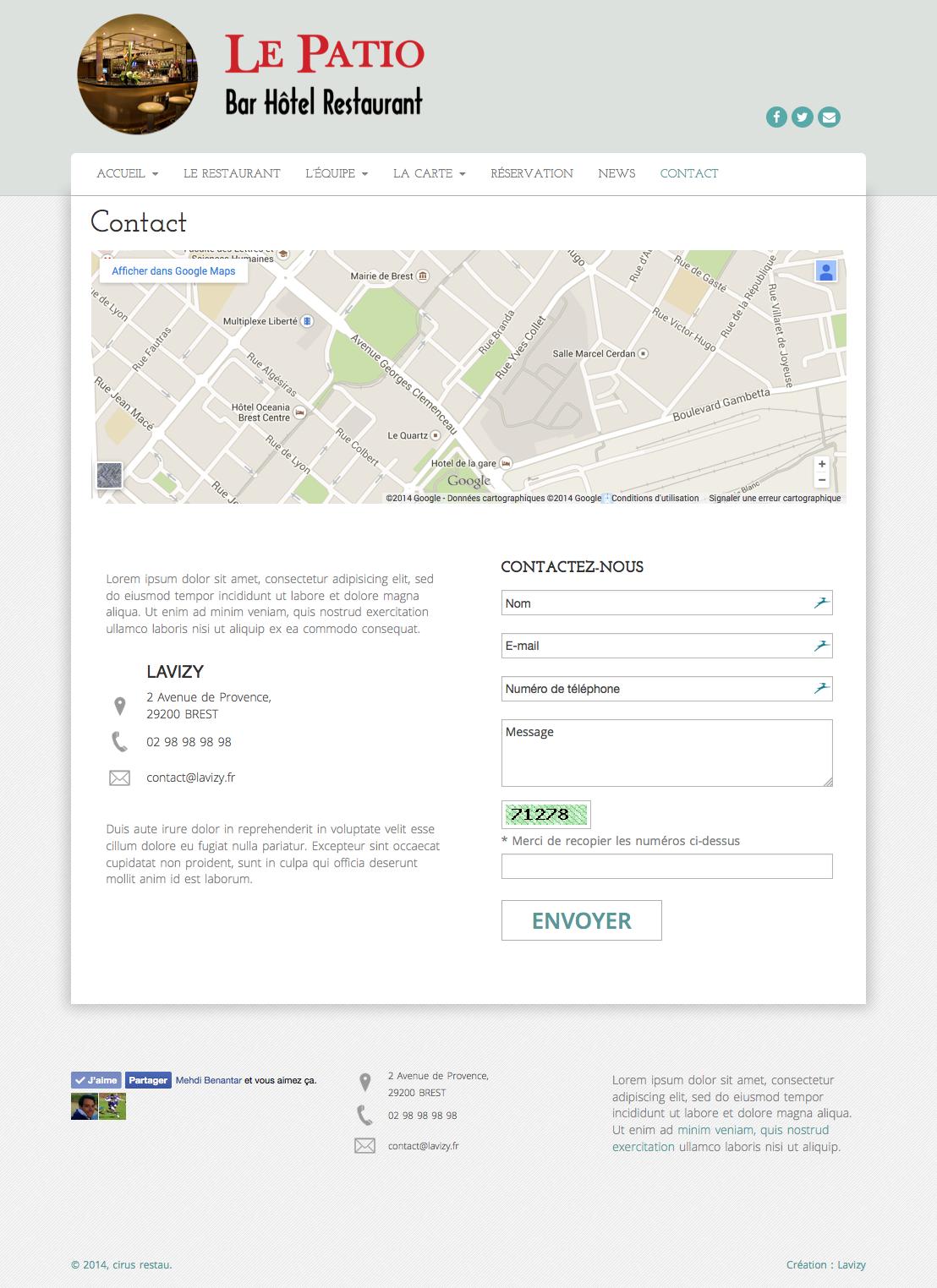 Contact | cirus restau 2014-10-20 14-35-42