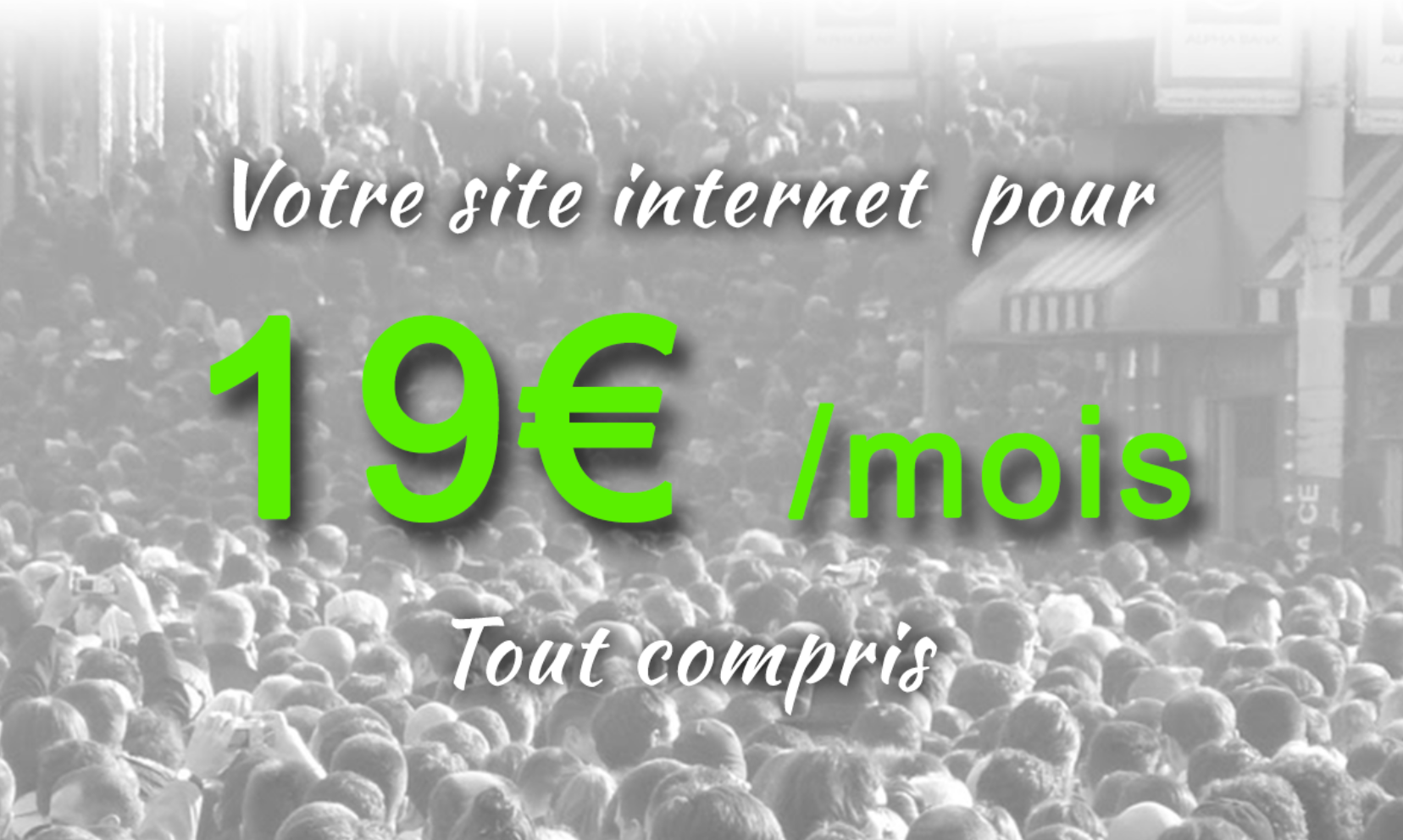 création site web gratuite